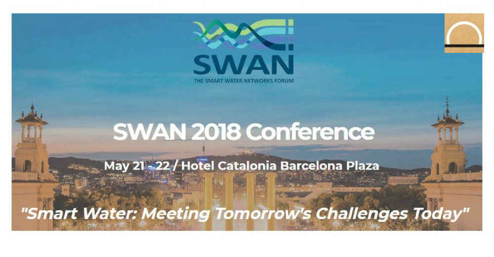 Suez patrocina Smart Water Networks Forum 2018 en Barcelona