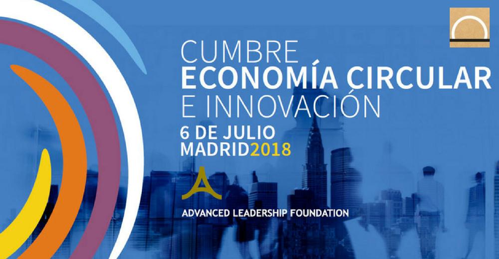 Cumbre de Economía circular e innovación en Madrid