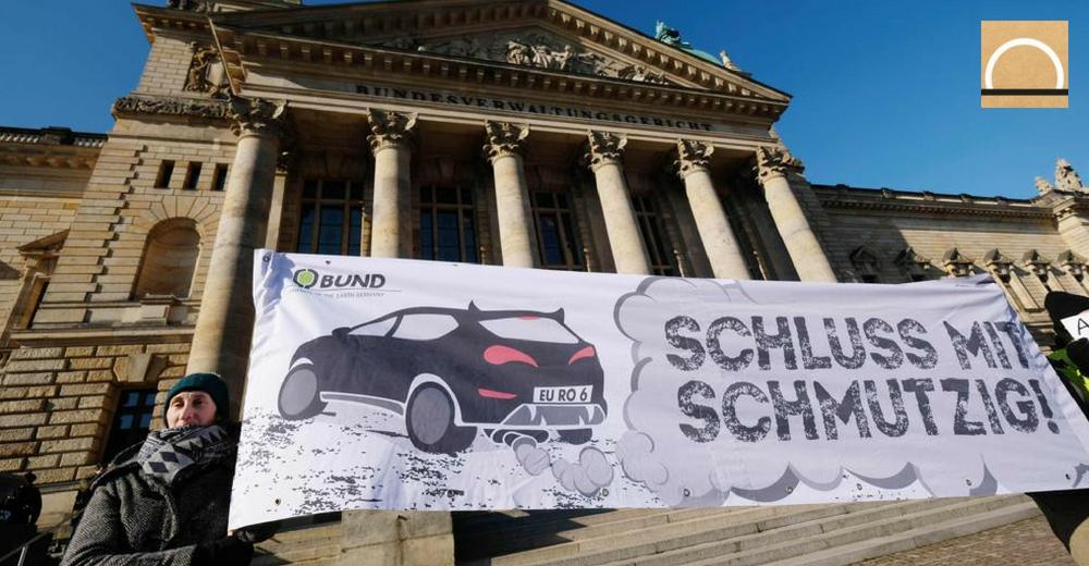 Hamburgo prohibirá la circulación de vehículos que consumen gasoil