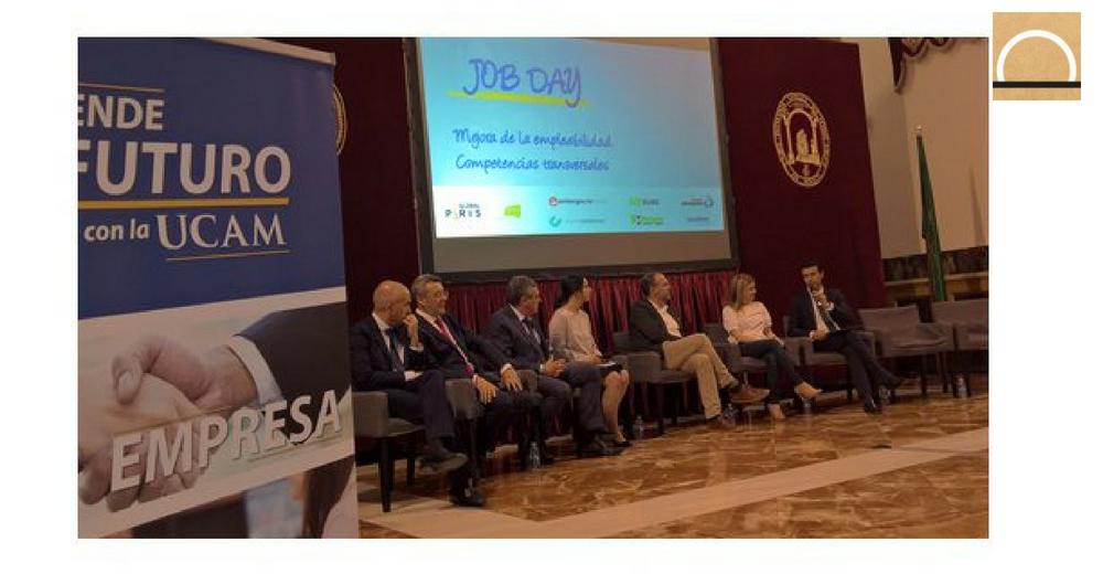 Suez comparte su experiencia con la comunidad universitaria de Murcia
