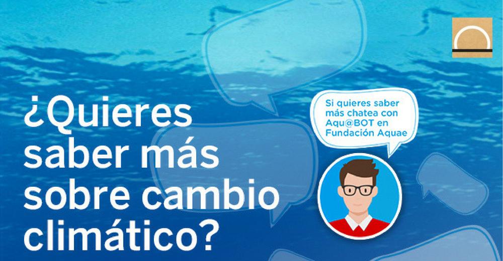 Aquabot: Inteligencia artificial aplicada al cambio climático