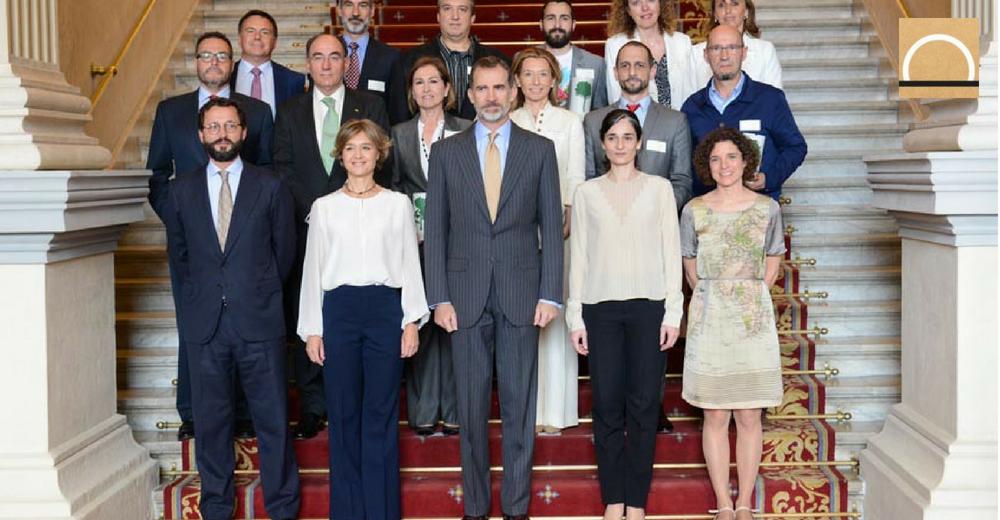 SUEZ España ha sido galardonada con el Premio Europeo de Medio Ambiente