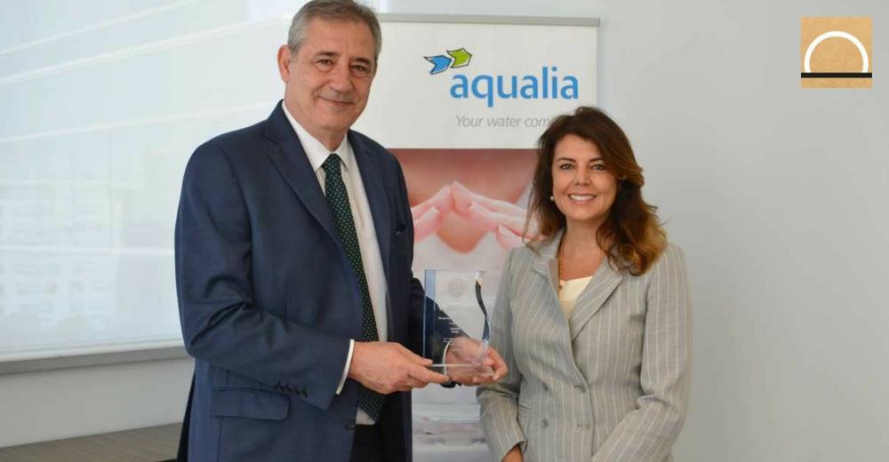 Aqualia ha recibido el premio IDA a sus proyectos de gestión del agua