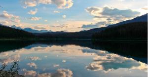 Un lago canadiense delata que en el pasado la atmósfera terrestre fue muy diferente