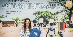 We Are Water y Waterpolo Barcelona 2018 se alían para promover el consumo responsable de agua