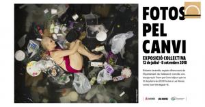 Fotos pel canvi: La fotografía contra la contaminación y el cambio climático