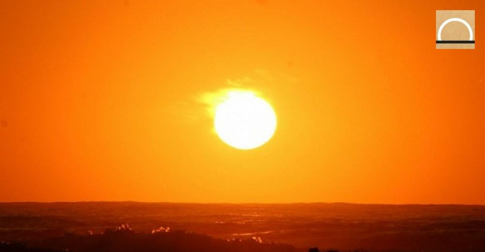 Se disparan los niveles de ozono en la atmósfera debido a las altas temperaturas