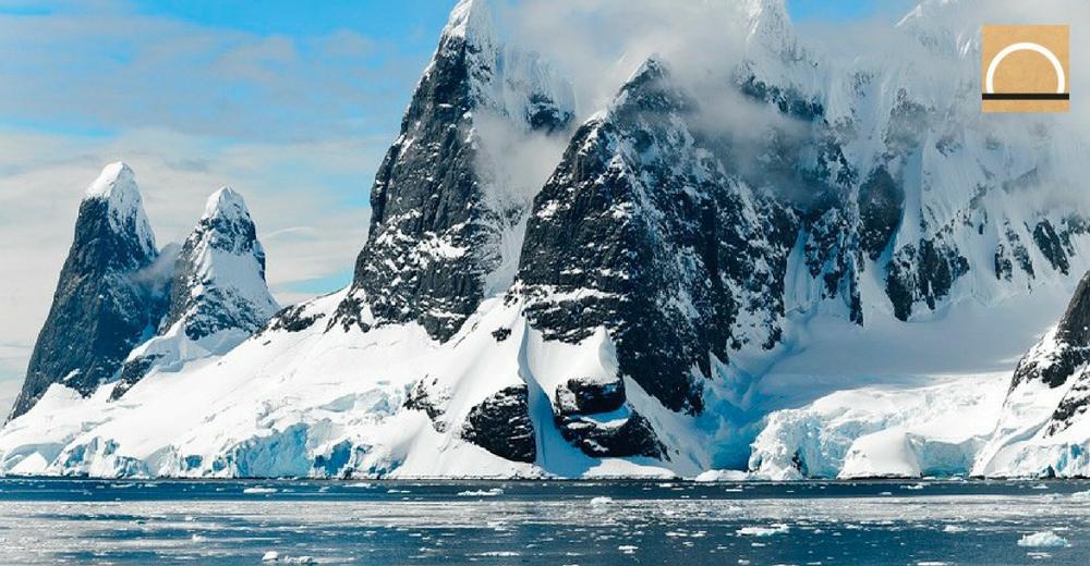 El óceano Ártico se está reduciendo y se está mezclando con el Atlántico