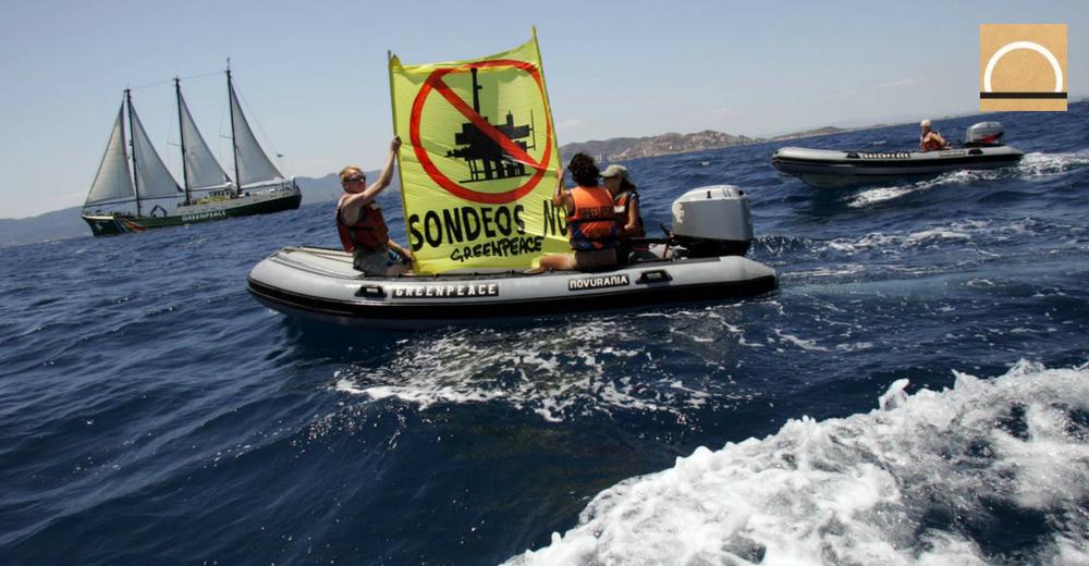 El Gobierno crea un corredor libre de extracciones en el Mediterráneo