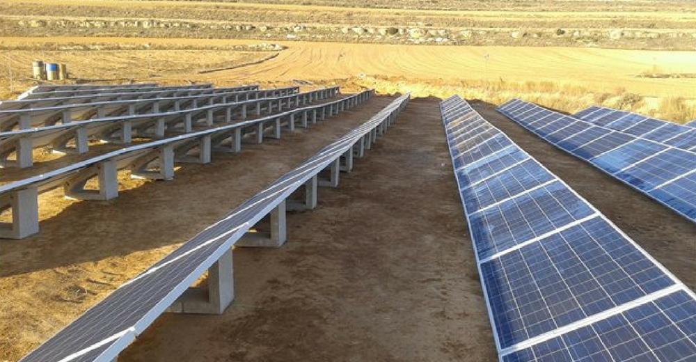 Suez y agricultores de Aragón apuestan por la energía solar en la agricultura de regadío
