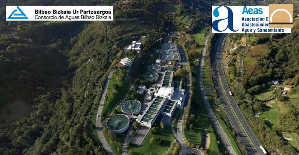 El Consorcio de Aguas Bilbao Bizkaia y AEAS por la innovación en la gestión del agua urbana