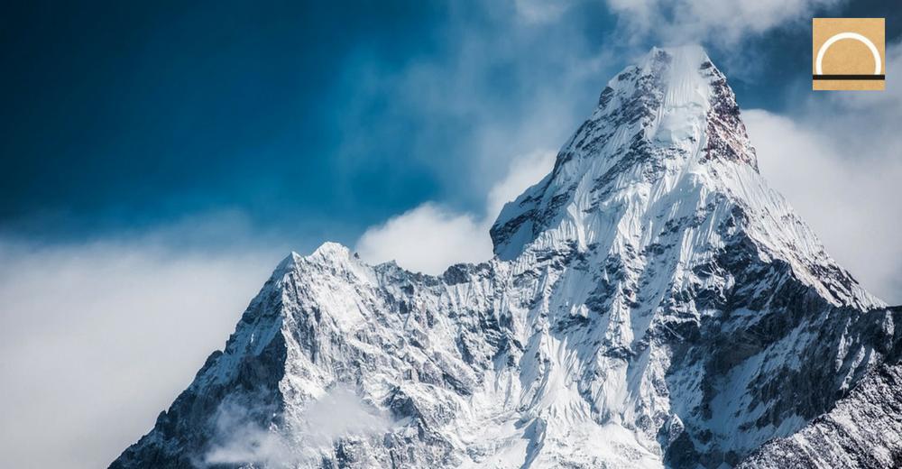 El inevitable deshielo del Himalaya