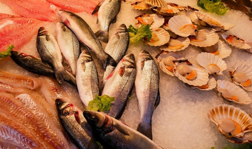 España, a la cabeza en la exposición a disruptores endocrinos en pescados y mariscos