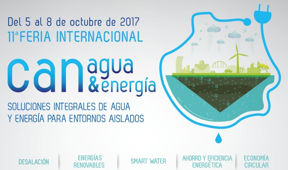 Nueva edición de la feria Canagua&Energía