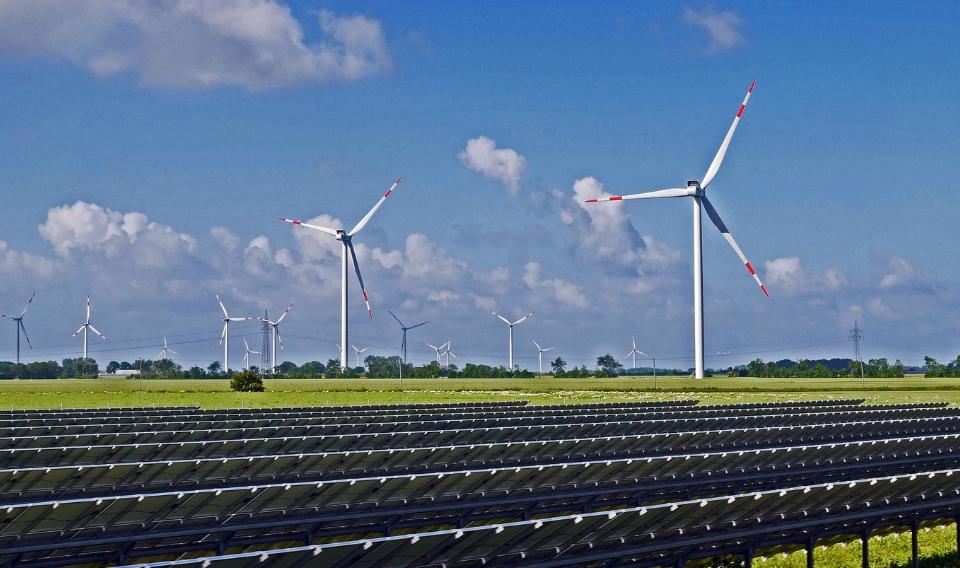 El 80% de la electricidad europea será de origen renovable en 2040