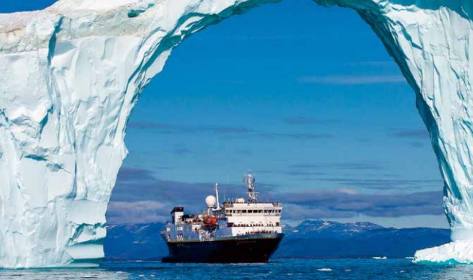 El deshielo vuelve más vulnerable al Ártico