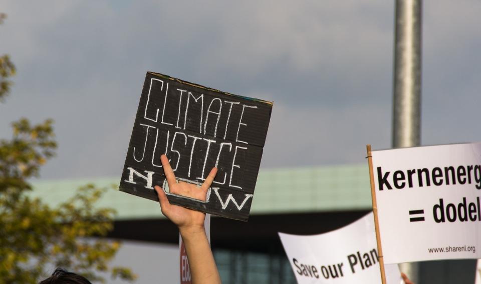 Europa presenta su hoja de ruta para afrontar el cambio climático