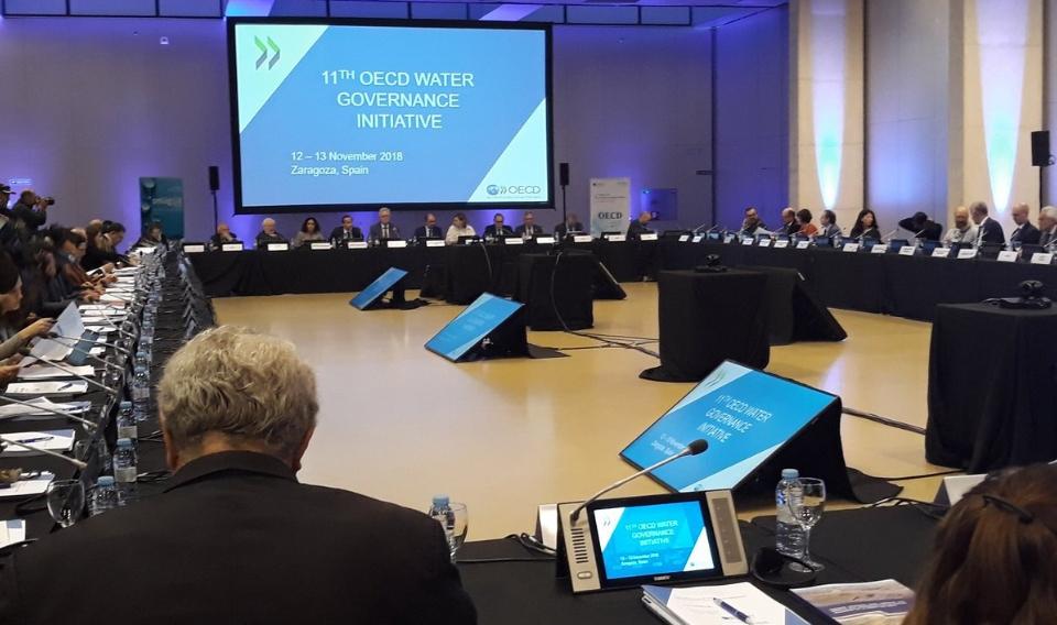 La gobernanza del agua se debate en Zaragoza