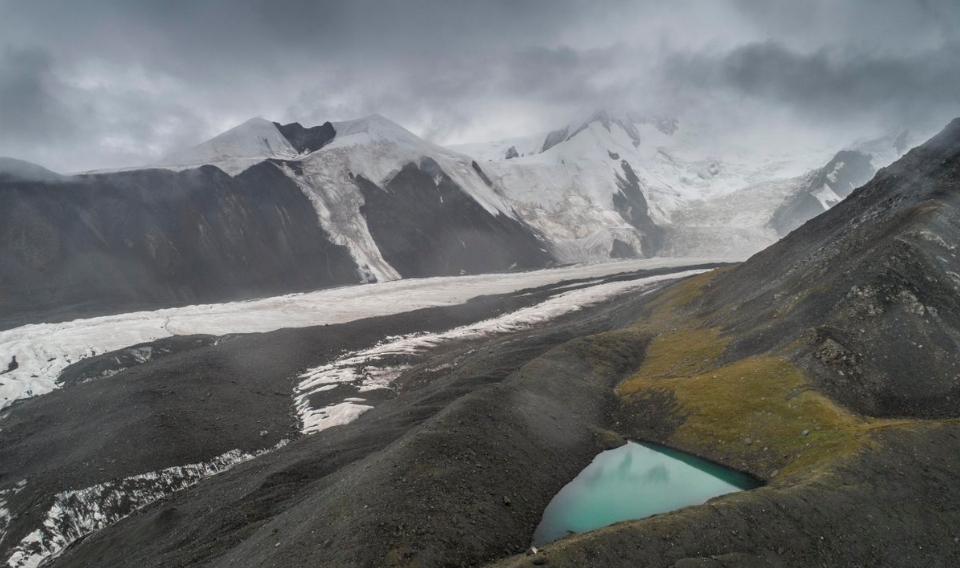 Greenpeace alerta sobre la desaparición de los glaciares en China