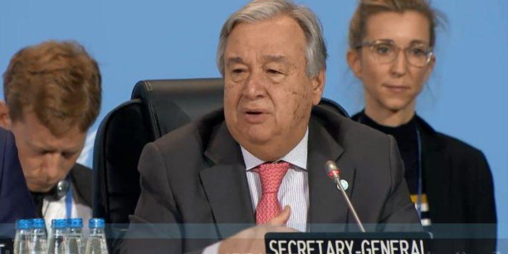 Naciones Unidas pide una respuesta más ambiciosa ante el cambio climático