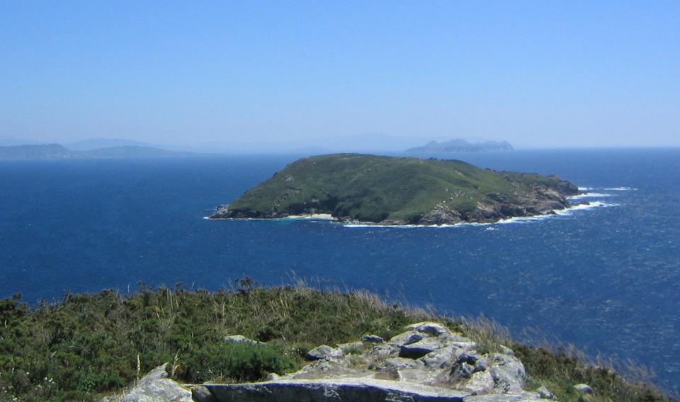 El gobierno gallego fija un cupo de visitantes máximo para Ons