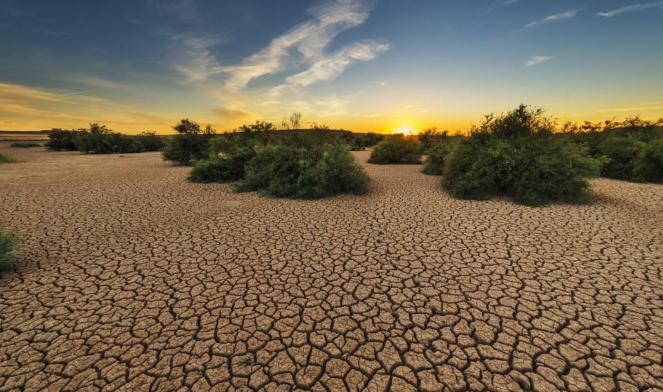 Las reservas mundiales de agua descienden a pesar de aumentar las precipitaciones