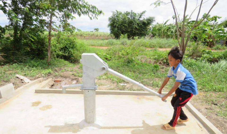 AUARA suministra más de 13 millones de litros de agua a países en desarrollo