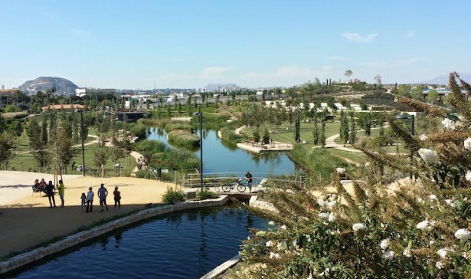 Hidraqua construirá un nuevo parque urbano inundable