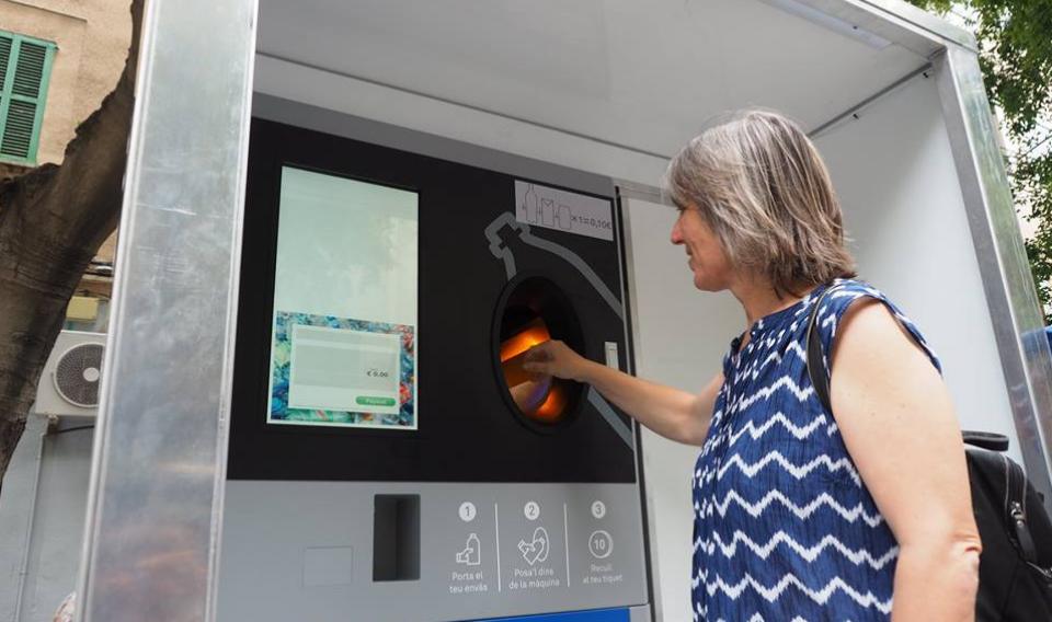 El Sistema de Depósito, Devolución y Retorno de envases podría implantarse en España
