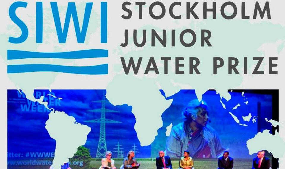 Fundación Aquae organiza la competición nacional del 'Nobel' del agua juvenil