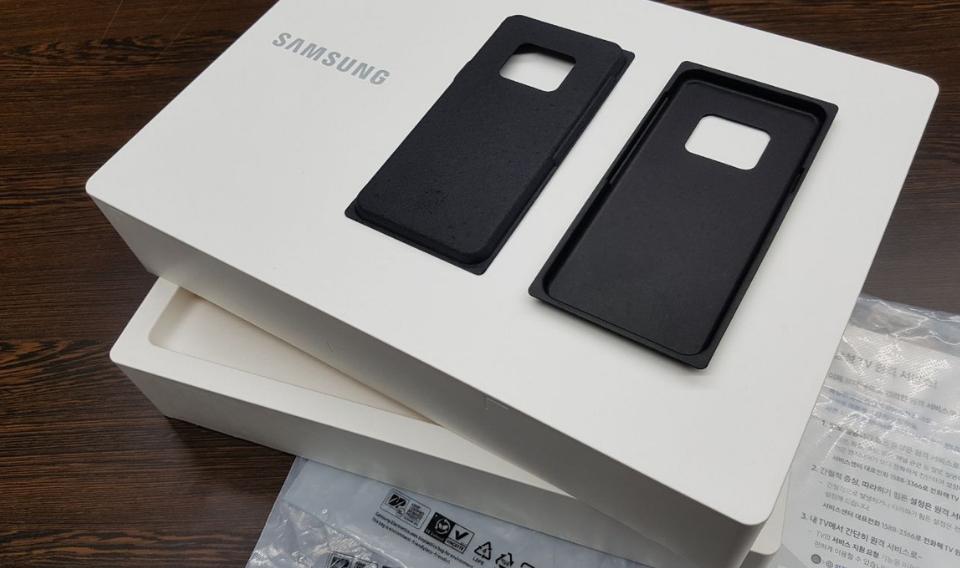 Samsung impulsa la economía circular renovando sus embalajes