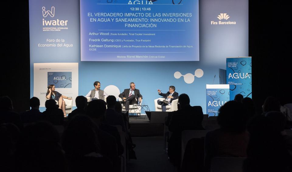 Iwater estará presente en la cumbre latinoamericana sobre ciudades inteligentes