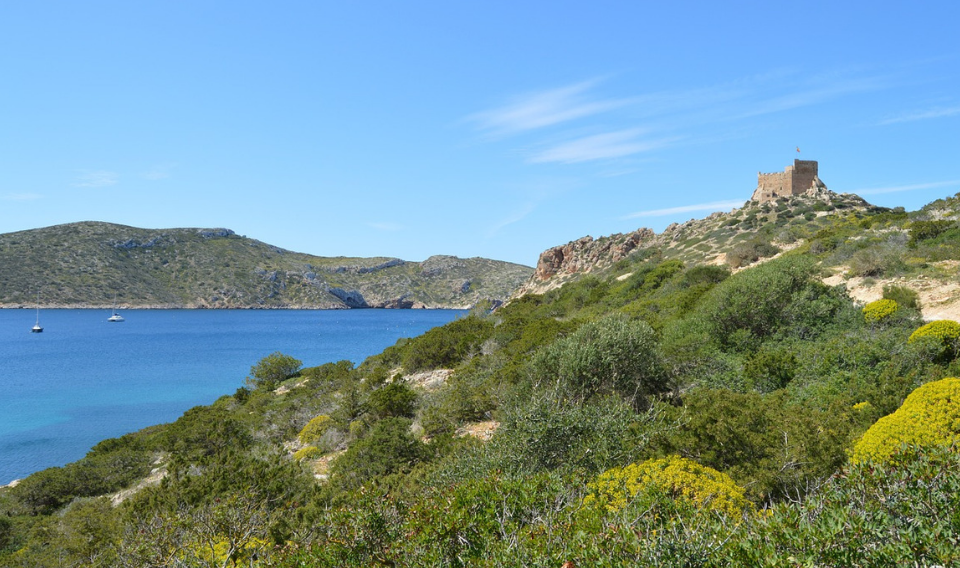 Cabrera se convierte en el mayor parque nacional marino del Mediterráneo occidental