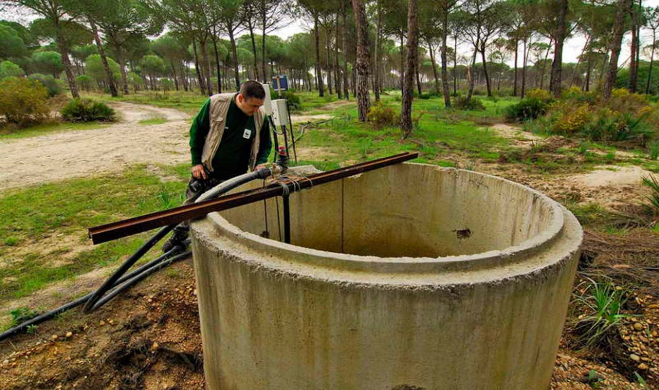 Se acelera la declaración de sobreexplotación de Doñana