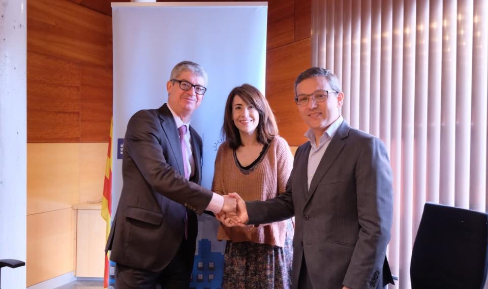 Aigües de Barcelona y Gavà colaboran para consolidar la economía circular en el municipio
