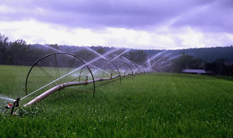 Europa impulsa el uso de agua regenerada para el riego agrícola