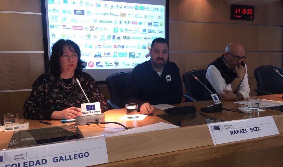 Las organizaciones ecologistas se unen para salvar la Directiva Marco del Agua