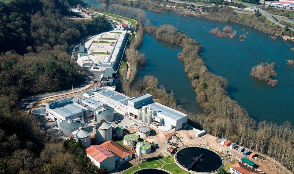 Viaqua y Cetaqua presentan su innovador modelo de Biofactoría en Ourense