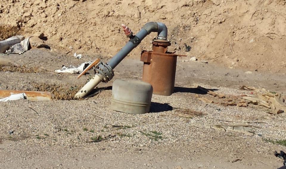 El robo de agua cuesta 77 millones de euros en 5 años