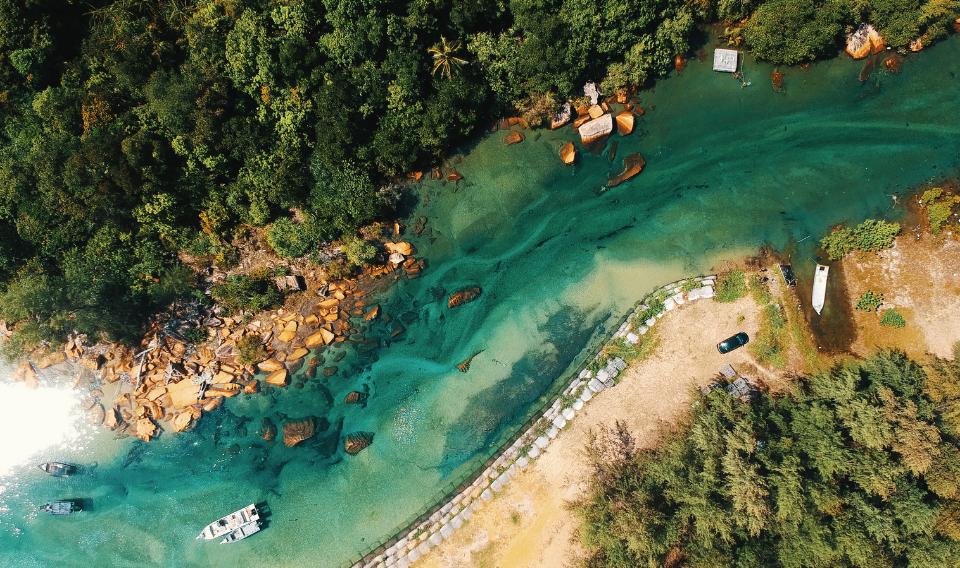 Radiografía a los ríos del mundo, fuente esencial de agua dulce