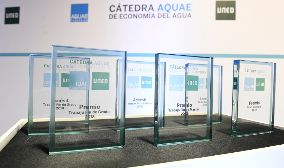 Convocados los premios de Investigación en Economía del Agua