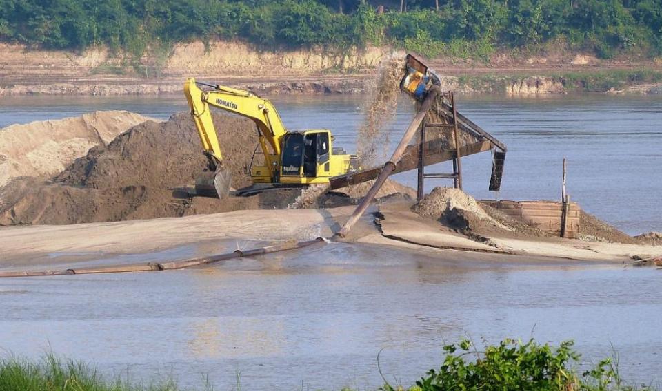 Naciones Unidas alerta sobre las consecuencias de la extracción de arena