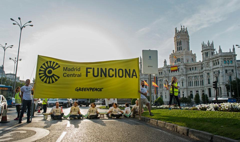 Bruselas lleva a España ante la justicia por la contaminación del aire