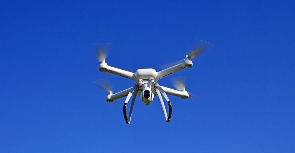 Un dron medirá la calidad del agua de las costas y ríos