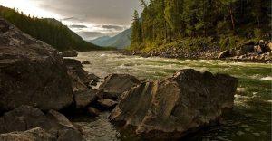 El cambio climático aumenta las tasas de erosión de los ríos