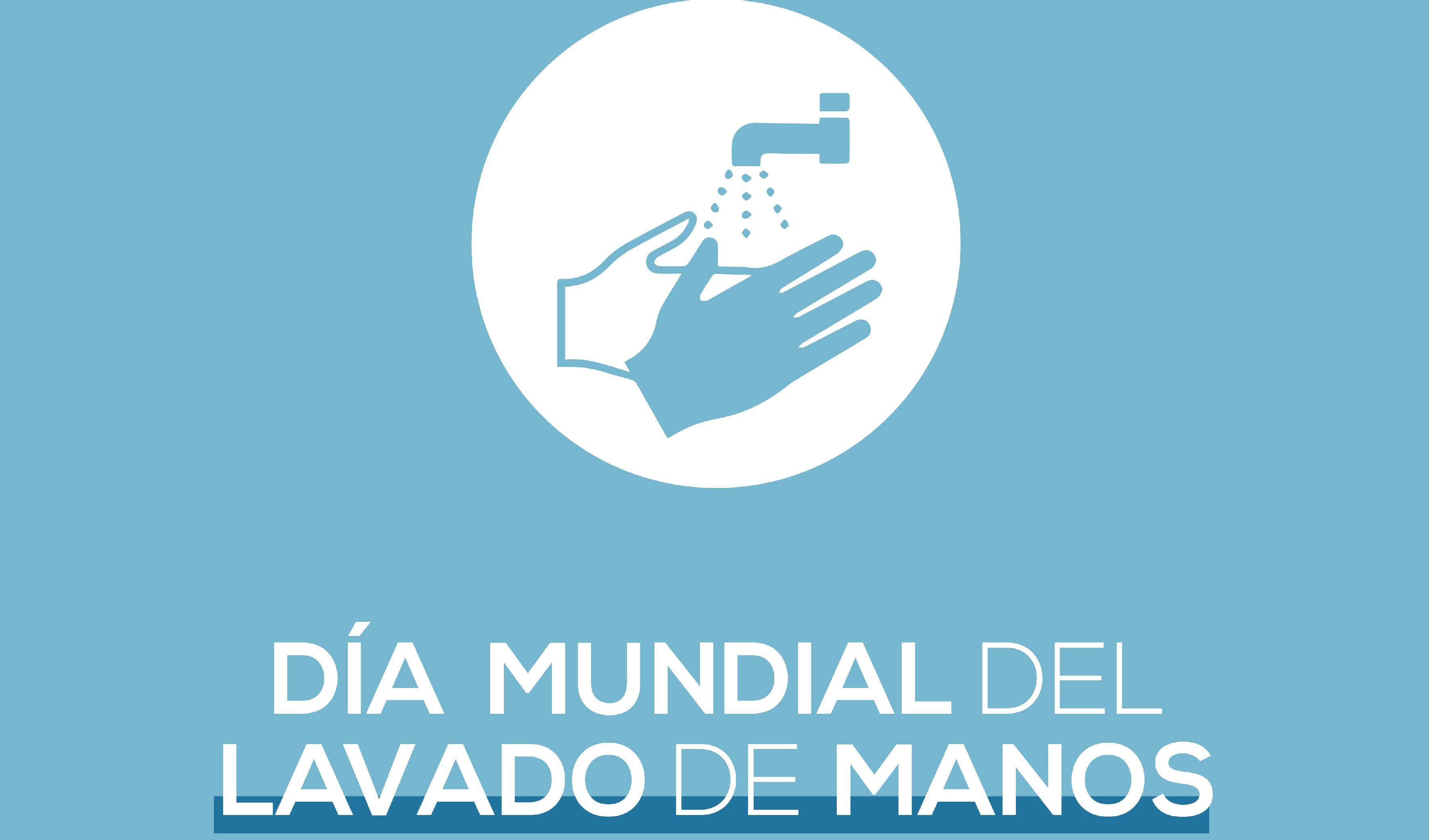 Hoy se celebra el Día Mundial del Lavado de Manos