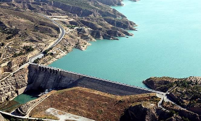 La reserva hídrica empieza 2021 con un ligero ascenso al 51,3 % de su capacidad